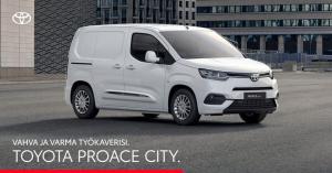 Proace City on kompakti ja ketterä kumppani raskaan sarjan ominaisuuksilla.  Tarjoamme nyt Proace City Automatic Editionin manua...