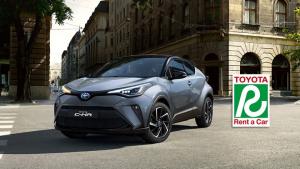 Edullista autonvuokrausta pohjoisen Keski-Suomen kesäasukkaille ja kaikille muillekin uudehkolla kalustolla:  Toyota C-HR 1.2 bensa manuaali 50 €/vrk, 300 €/viikko  Toyota Yaris Hybrid automaatti 45 €/vrk, 270 €/viikko  Toyota Proace pakettiauto 80 €/vrk, 480 €/viikko.  Hinnat sisältävät 100 ajokilometriä vuorokaudessa. Ylikilometriveloitus 0,35 €/km.  Muut vuokrausehdot: - vuokraajalla tulee olla voimassa oleva ajokortti - hinnat eivät sisällä polttoainetta  - auto luovutetaan ja vastaanotetaan tankki täytettynä - lyhin vuokra-aika on 24 tuntia - vuokraan sisältyy vakuutus, jolla omavastuu vahinkotapauksessa on 610 € - omavastuu ei korvaa autolle itse aiheutettuja vahinkoja esim. verhoilu, alusta jne. - vuokraaja on vastuussa aiheuttamistaan sakoista  Vuokra-autot saatavilla arkisin klo 8-17 sekä lauantaisin klo 9-14 välillä.  Yhteyttä saat meihin puhelimitse 014-5771138 tai sähköpostitse toyota.viitasaari@autoliikekoskinen.fi, niin kerromme mielellämme lisää.