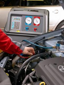Huollata autosi ilmastointi ajoissa ja onnistuu aikaa varaamatta.