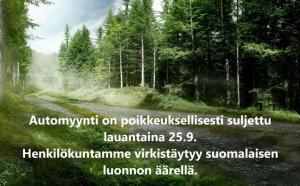 A post from Autoliike Koskinen